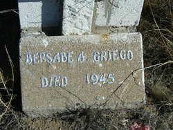 Bersabe A. Griego