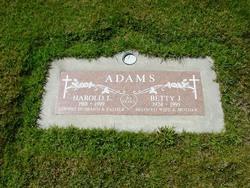 Harold Leroy Adams