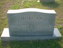 Luther Morgan