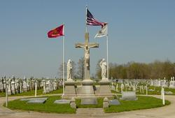 Saint Dominic & Saint Augustine Catholic Cemetery