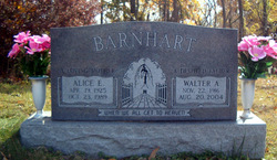 Walter A. Wally Barnhart