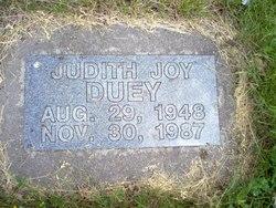 Judith Ann <i>Joy</i> Duey