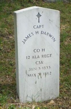 Capt James H. Darwin