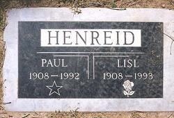 Lisl Henreid