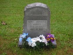 Lewis Ambrose Abbott