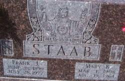 Frank Joseph Staab
