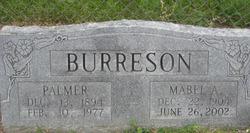 Pvt Palmer Burreson