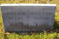 Virginia Townsend Virgie <i>Arnett</i> Ashby