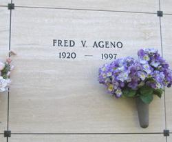 Fred V Ageno