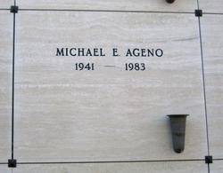 Michael E Ageno