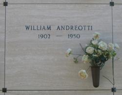 William Andreotti
