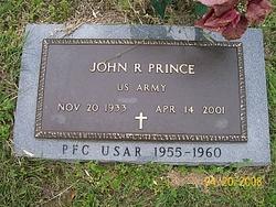 John R Prince