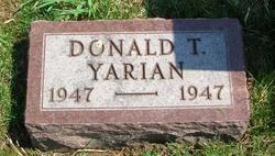Donald T. Yarian