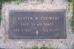 Chester B. Flowers
