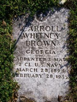 Carroll W. Brown