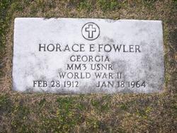 Horace E. Fowler