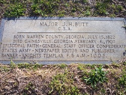 Joseph H. Butt