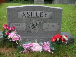 Anna Muriel <i>Crihfield</i> Ashley