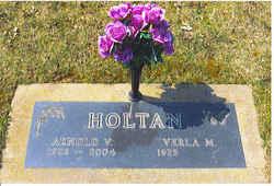 Arnold V Hap Holtan