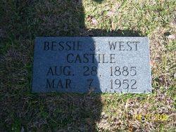 Bessie West Castile