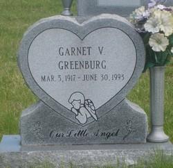 Garnet Virginia <i>Martin</i> Greenburg