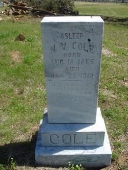 Martin Van Cole
