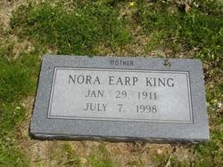 Nora <i>Earp</i> King