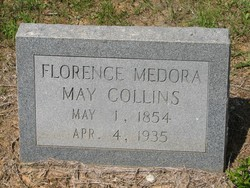 Florence Medora <i>May</i> Collins