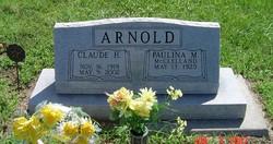 Paulina May <i>McClelland</i> Arnold