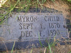 Myron Barber Child