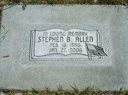 Stephen Benjamin Allen