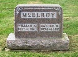 Esther M McElroy