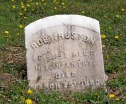Pvt Robert Huston