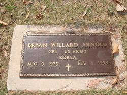 Bryan Willard Arnold