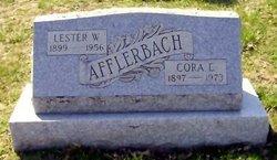 Cora E. Afflerbach