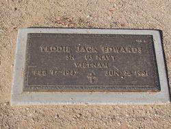 Teddie Jack Edwards