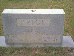 Elena <i>Morgan</i> Price