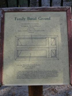 Wormsloe Family Burial Ground
