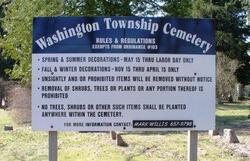 Washington Township Cemetery