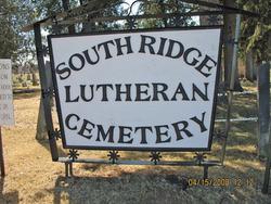 South Ridge Lutheran Cemetery