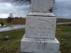 Jacob B Bozarth