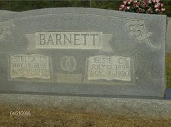 Stella Maude <i>Caperton</i> Barnett
