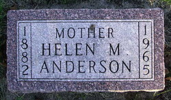 Helen <i>Michaelson</i> Anderson