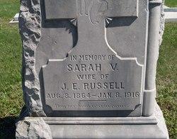 Sarah V. Russell