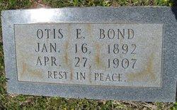 Otis Elijah Bond