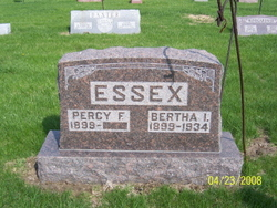 Bertha Irene <i>Baxter</i> Essex