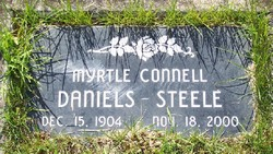 Myrtle Ruby <i>Connell</i> Steele Frantz Starr