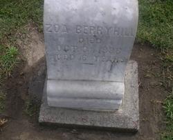 Zoa Alice Berryhill
