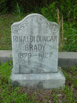 Rinaldi <i>Duncan</i> Brady