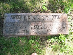 Carl Christian Charles Brandt